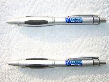 Drug Rep 2 Enbrel Black on Brushed Silver Lightweight Metal  Mint