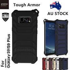Premium ShockProof Tough Armor TPU+PC Case Cover For Samsung S9 S8 Plus Note 8