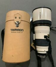 TAMRON SP 300mm F2.8 LD Model 107B Nikon with original Case and Lens
