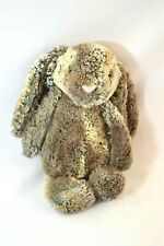 Jellycat Mutli-Color Gray Brown Bunny Floppy Soft