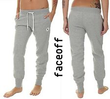 Women's Converse Premium Jogger Sweatpants Grey 10004546-A01 Various Sizes