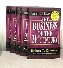5 Pack The Business of the 21st Century Paperback Rich Dad Robert T. Kiyosaki