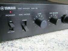 Yamaha MA-1B Microphone Mixer