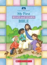 Books/Other Books  - My First Read And Learn Bible By American Bible Society