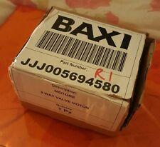 Baxi - 3 Way Valve Motor - JJJ005694580 - New **1st class delivery!!!