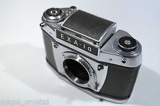Old vintage reflex Jhagee EXA 1a EXA Ia SLR film analog camera kamera camara