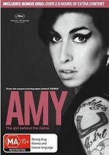 Amy (DVD, 2015, 2-Disc Set)