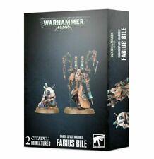 Games Workshop Warhammer 40k Chaos Space Marines Fabius Bile (43-73)