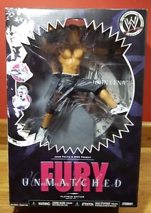 WWE - Unmatched Fury - John Cena  - Platinum Edition - Series 1 - Rare