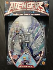 ToyBiz The Avengers United They Stand Hawkeye Action Figure MIP BRAND NEW