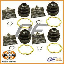 4 Rear Inner CV Joint Boot Kit GKN/Loebro 92833292401 For: Porsche 928 82-85
