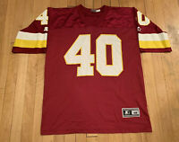 Washington Redskins Vintage 90's Reggie Brooks Starter Jersey EUC 48 Large