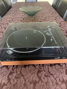 Ariston RD 11  Turntable With  Grace G707 Tone Arm Nice Condition Minor Wear