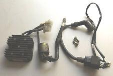 1985 honda ch250 elite 150 voltage regulator rectifi 00006000 er other Misc parts