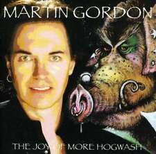 Gordon, Martin - The Joy of More Hogwash CD NEU