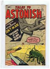 Marvel Comics Tales To Astonish #41 VG/F+ 1963