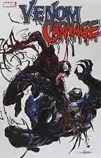 Venom Vs. Carnage Tpb (Marvel Graphic Novels) - Paperback NEW Milligan, Peter 20