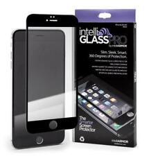 intelliGLASS PRO - Apple iPhone 6/6S Black Screen Protector