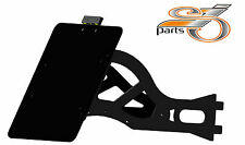 Harley Davidson Diable Softail Support de plaque d'immatriculation latéral+