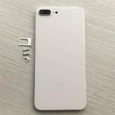 8 Plus Middle Metal Frame Back Glass Housing Alloy Silver White Battery Cover