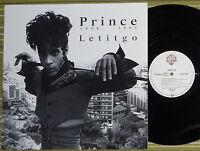 "PRINCE, LETITGO, 12"" EP 4 TRACK 1994 GERMANY NM/EX"