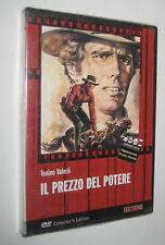 Tonino Valerii IL PREZZO DEL POTERE - 1969 - dvd - Nocturno --- SIGILLATO