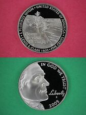 2005 S Proof Ocean View Jefferson Nickel Mirror Deep Cameo Flat Rate Shipping