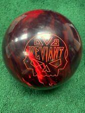 DV8 Deviant Bowling Ball 16 lbs