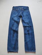 Hosengröße 46 distressed Herren-Jeans in normaler Größe
