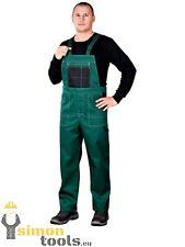 Latzhose Grün Arbeitshose Arbeitskleidung Multi Master Gr. 46-62