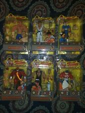 Sota Street Fighter Round 1 set, Ultra rare, MISB, Ryu, Bison, Sagat