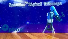 iOptron SmartStar-E-R80 8502B Computerized Telescope - Astro Blue