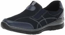 Spring Step Women's Mikki Loafer, Navy Suede, Size 8.5