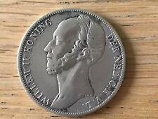 1 Gulden 1845 A  Z. Fr.