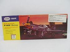 Eso-11323 testors Hawk 546 1:48 North American p-51d Kit ouvert