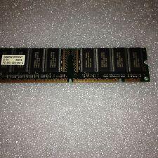 MEMORIA DIMM SDRAM Hyundai GMM26416233ENTG-75 128MB PC-133 168-Pin