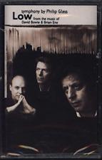 `Philip Glass-``Low``Symphony-K7` (US IMPORT) CASS NEW