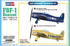 HobbyBoss 1 72 Scale Model Kit - F8f-1 Bearcat Hbb87267