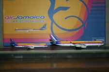 Dragon Wings 1:400 Air Jamaica A321 and A340-300 Airbus 6Y-JMW & 6Y-JMM (55295)