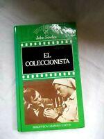 El Coleccionista John Fowles Colección Novelas De Cine Libro Orbis 1987