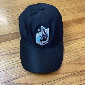 Minnesota United MNUFC Loons Soccer Men's Adidas Baseball Hat Adjustable