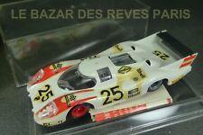 SUPER CHAMPION. PORSCHE 917 longue. Le Mans. (Elford Ahrens)  REF: 52 + boite.