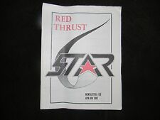 1983 RED THRUST STARR Newsletter US ARMY FORCES COMMAND , Fort Hood Apr-Jun #364