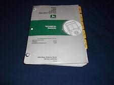 John Deere 9300T 9400T Tractor Technical Service Shop Op Test Manual Book Tm1784