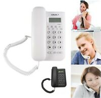 Corded Telephone Office Landline Wall Telephone Phone Extension