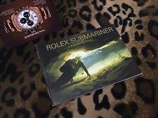 ROLEX BOOKLET LIBRETTO SUBMARINER GREEN FAT FOUR 16610 LV ITALIA ITA 3.2003