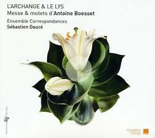 L'Archange & Le Lys - Ensemble Correspondances (2011, CD NIEUW)