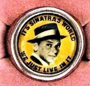 Frank Sinatra Adjustable Ring