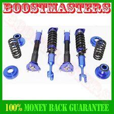 For Nissan 03-08 350Z 03-07 G35 Coilover Suspension kit Non Damper BLUE