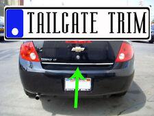 Chevy COBALT 2004 2005 06 07 08 2009 2010 Chrome Tailgate Trunk Trim Molding